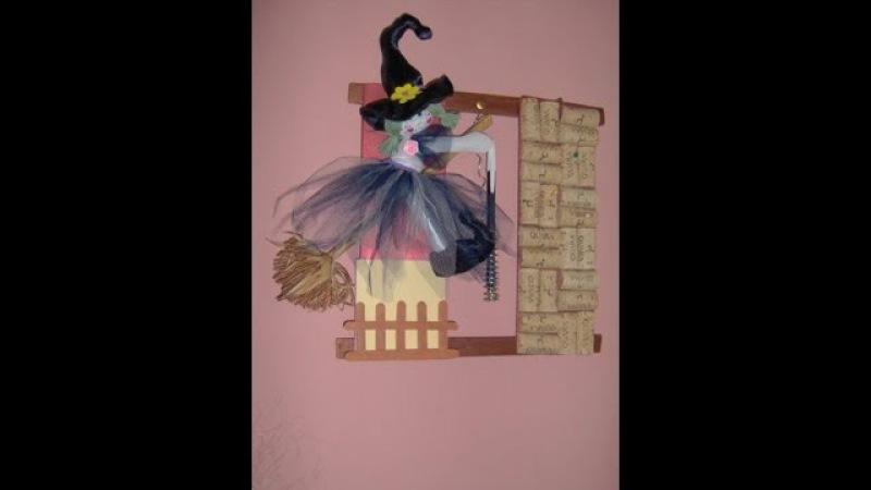 Muñecos Soft...porta notas pared 1/3 proyecto 20