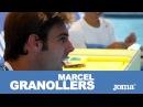 Un día tenis con Marcel Granollers. Mutua Madrid Open.