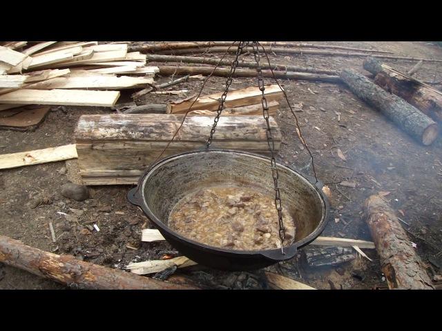 Узбекский пилав готовят 0 узбека. Мастер жанр получи фестивале «Зажигалка» 0016