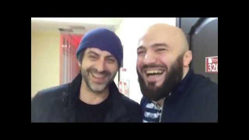 Мага Исмаилов с Юсупом из горцы от ума 2017