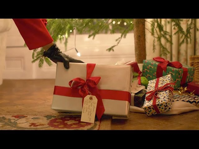 M S 2016 Christmas Ad Christmas with love from Mrs Claus