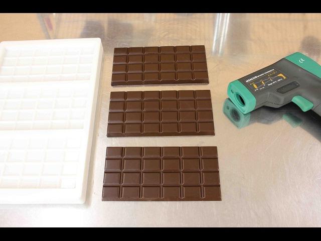 Как темперировать шоколад проще всего