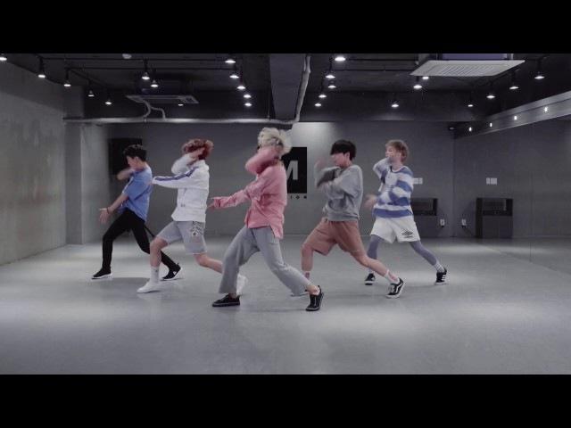 A.C.E(에이스) - 선인장(CACTUS) 안무 연습 영상