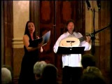 Joel Frederiksen performing Al fonte al prato by Giulio Caccini (c1545-1618)