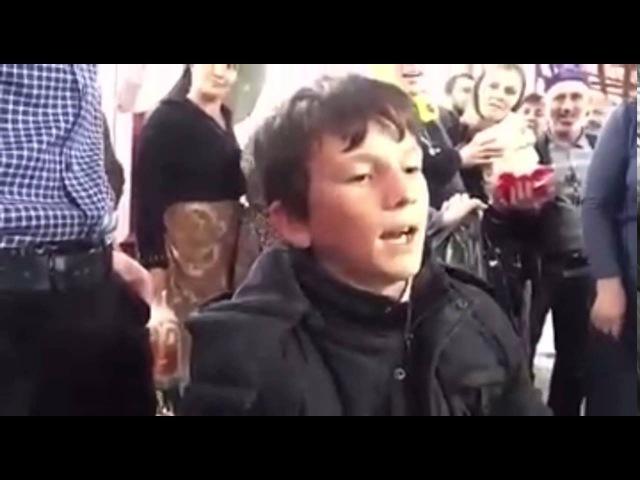 Мальчик Чеченец поет песню про Маму Instagram Vaynah Video