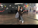 Bachata. Dima and Dilara. Russia, Rostov on-Don