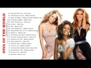 Mariah Carey, Celine Dion, Whitney Houston : Greatest Hits - Best Songs of World Divas