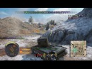 World of Tanks PS4 КВ-2 и O-I Big Bada Boom