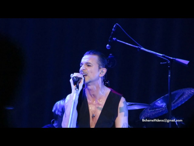 Depeche Mode - POLICY OF TRUTH - Madison Square Garden, New York City - 91117