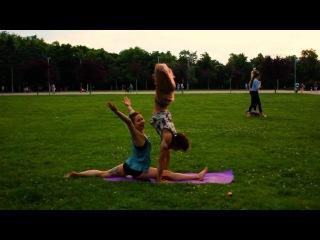 Йога с собой   Акро-йога в Краснодаре