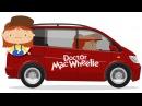 New car for car doctor McWheelie Kids' cartoon