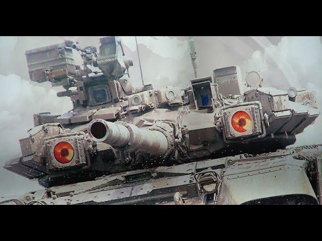 Американцы рассказали о российском танке Т-90