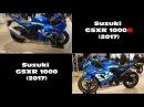 Обзор Мотоцикла 2017 года Suzuki GSXR 1000R Sportbike GSXR1000