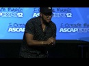 Bruno Mars/Philip Lawrence Improvise One Day (Rolex) @ the 2012 ASCAP I Create Music EXPO
