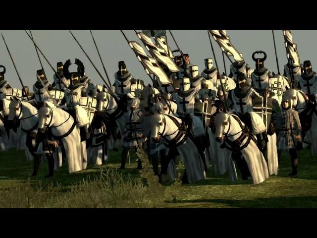 Bitwa pod Grunwaldem 1410 Battle of Grunwald Tanneberg Total War Attila Machinima
