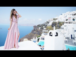 Outfits of The Week - Greece Vacation Lookbook | Santorini and Mykonos Outfits