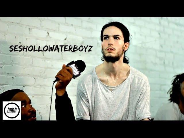 THE SESHOLLOWATERBOYZ INTERVIEW