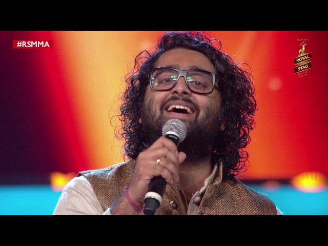 Ae Dil Hai Mushkil medley with Arijit Singh Jonita Gandhi at Mirchi Music Awards   RSMMA