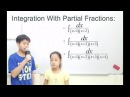 CALCULUS PRESENTED BY GUO CHENG GUANG(05-29)--Integration Using Two Methods Of Partial Fractions