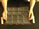 Пластиковые мини рамки для сотового меда