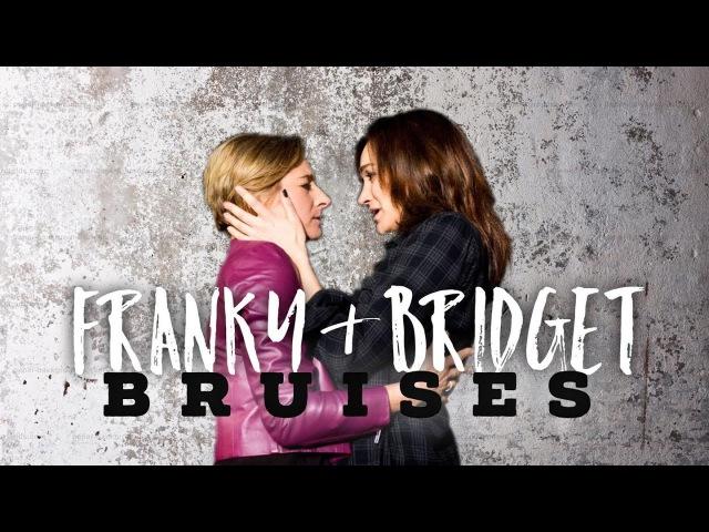 Franky Bridget (Fridget) Season 5- Bruises