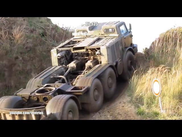 Caminhões ao Extremo 76 - ESPECIAL RÚSSIA/ANTIGA URSS - ZIL TRUCK