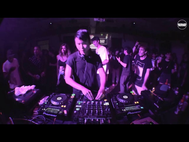 Aquarian Topman Neighborhoods x Boiler Room New York DJ Set