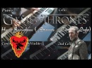 Game of Thrones- House of Baratheon (Stannis, Lord of Light) theme -Piano/Orchestral cover