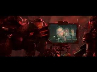 Skrillex - Bug Hunt в мультфильме Ральф