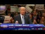Конор МакГрегор - Дональд Трамп | Потасовка на Президентских гонках 2016 | Юмор