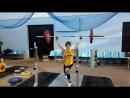 Алеев Александр, 75 кг, толчок с груди