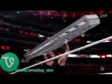 Aj Styles vs. Dean Ambrose - TLC Match for WWE Title (NotVine)
