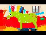 Пони для детей - Развивающие мультфильмы и видео для детей - Мультик про Пони