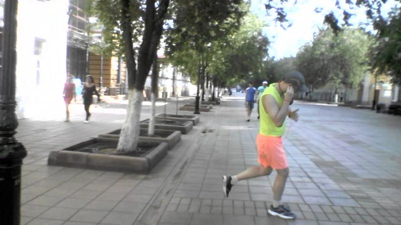 Vovchik run running вовчик бег бежит kosmonova ayla