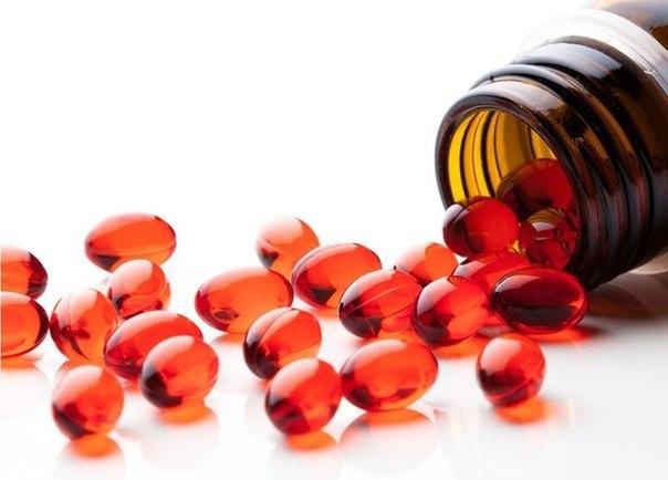 Витамин E для волос