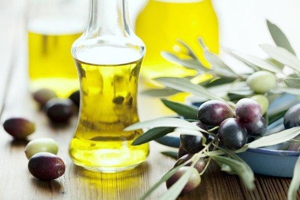 Оливковое масло - жидкое
