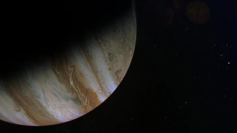 «BBC Чудеса Солнечной системы» 5 серия