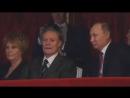 Владимир Путин посмотрел в Малом театре постановку по пьесе Островского