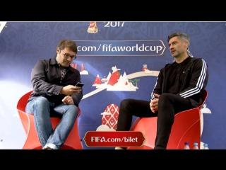 Чемпионат мира по футболу FIFA 2018 — live