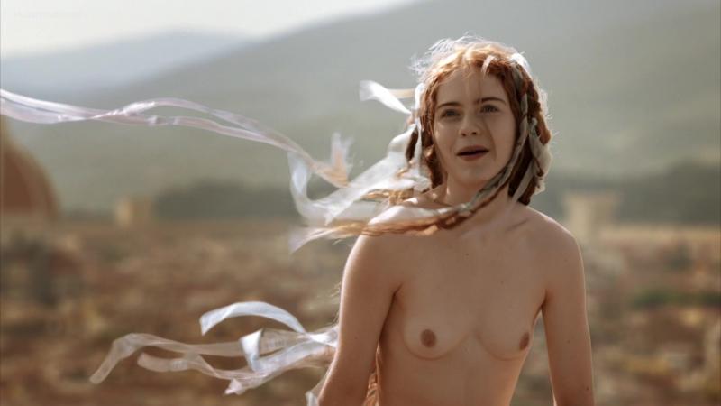 Гера Хилмарсдоттир (Hera Hilmar) голая в сериале