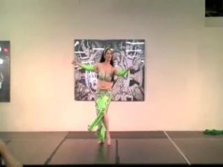 Sabrina Belly Dancer Drum Solo 8415