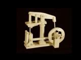 Mechanical Kits Beam Engine - YouTube