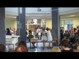 Вручение Свидетельства.Детская школа искусств им. М. И. Глинки