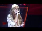 Девушка Классно поет песню Blue jeans – Lana Del Rey на шоу голос в Албании