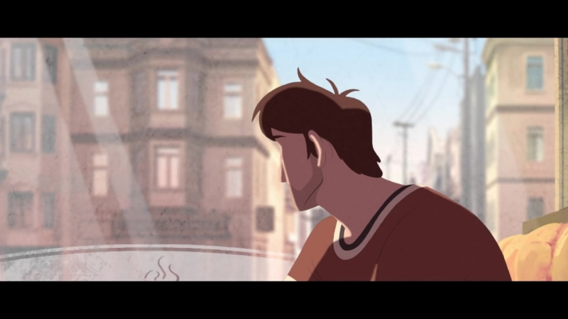 One day - Animation Short Film 2012 - GOBELINS