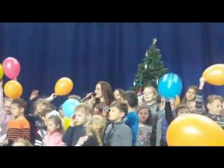 Афродита - Новый год (live @ Автоёлка , ДК Люберцы )