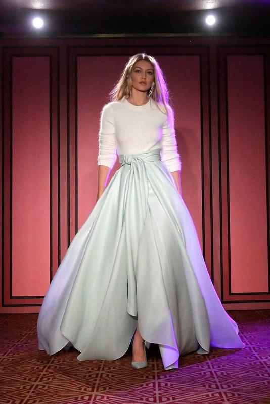 KCMDFw0kMII - Неделя моды в Нью-Йорке - 2017