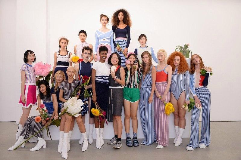 7XctpXCT6AY - Неделя моды в Нью-Йорке - 2017