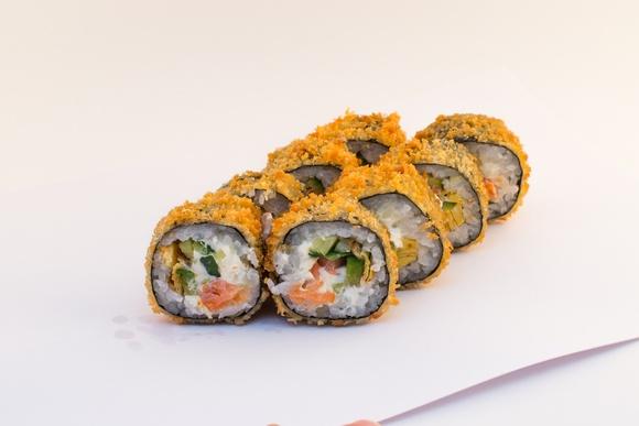 Роллы в домашних условиях рецепт темпура