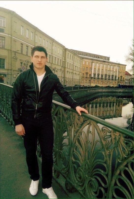 Алексей Хрусталёв | Санкт-Петербург